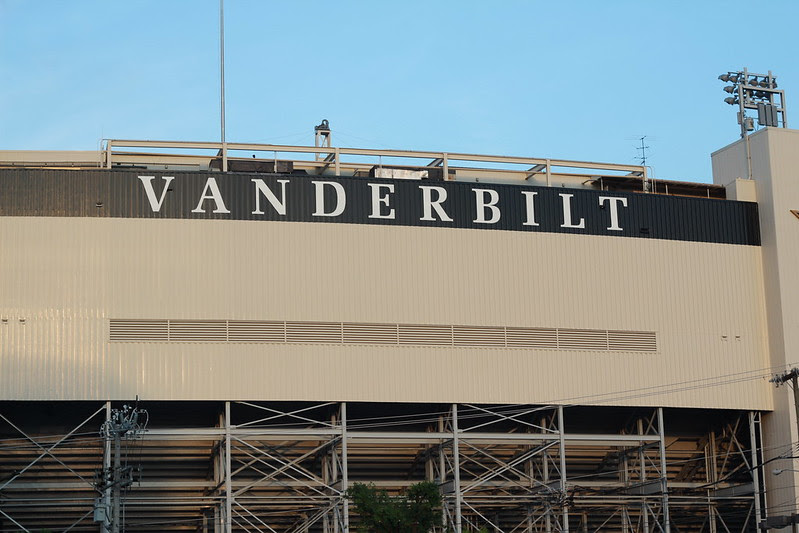 vanderbilt stadium by replicate then deviate