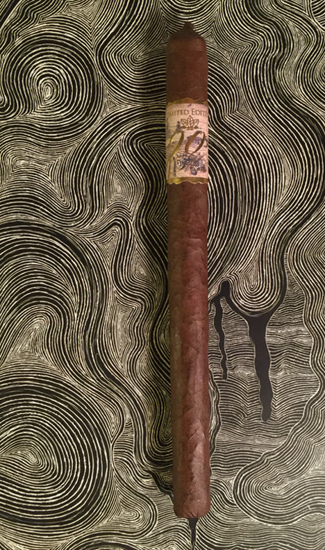 Cigar Review: 90 Miles R.A. Nicaragua Limited Edition Lancero