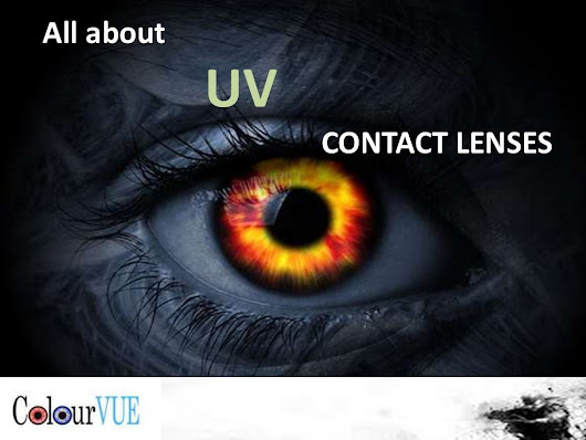All about UV CONTACT LENSES.