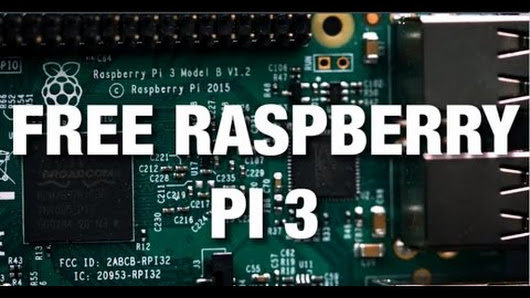 arrow.com raspberry pi giveaway