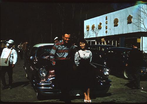 ty_&_husband_lake_hakone_1959