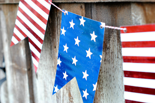 Fabulous & FREE 4th of July Printables - Design Dazzle
