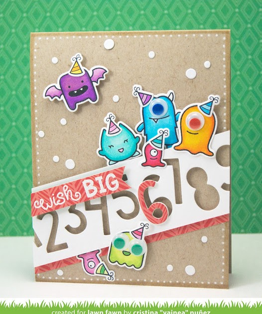 The Lawn Fawn Blog Cute Cards By Yainea The Caring
