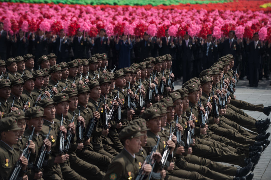North Korean hackers steal classified military documents from South