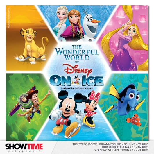 Disney on Ice Giveaway - Cape Town & Johannesburg! - Pretty Please Charlie