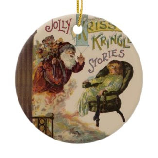 Kriss Kringle ornament
