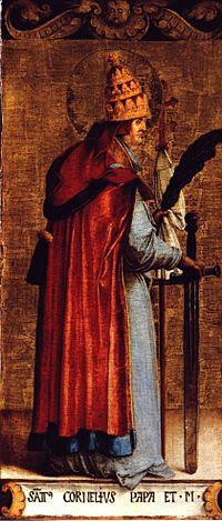 Sanctus Cornelius