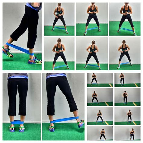 10 Knee Friendly Lower Body Exercises   Resistance Band