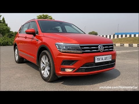 Volkswagen Tiguan AllSpace 4Motion- ₹33 lakh | Real-life review