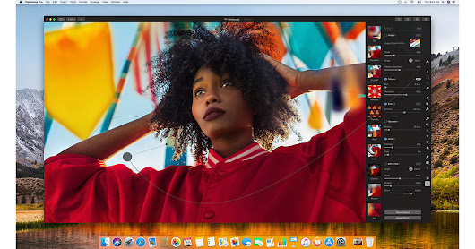 Pixelmator Pro Launches with Non-destructive Editing, Machine Learning Tools, More - The Mac Observer