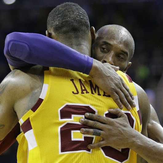 LeBron's Reverence for Kobe May See Him Honor Bryant and Skip Rio Olympics