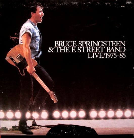 Bruce Springsteen and the E Street Band 5 LP Set C5X 40558 Near Mint $25