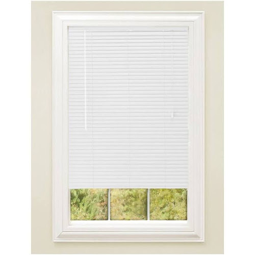 72 inch wide blinds chocolate achim home furnishings 1inch wide window blinds 42 by 72inch white 72inch