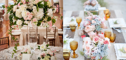 20 Spectacular Wedding Centerpiece Decor Ideas - MODwedding