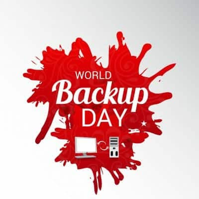 World Backup Day - 31st March - iFixTech - The Laptop Fixers