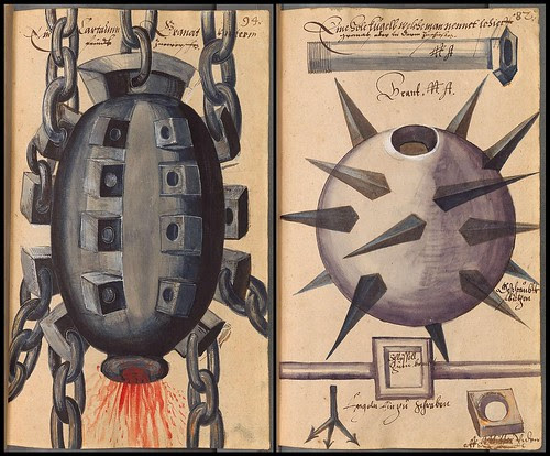 Kunst und Artillerie-Buch a