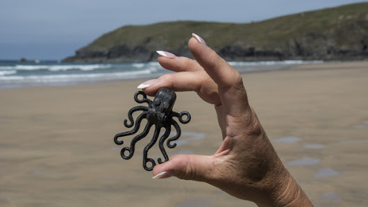 The Cornish beaches where Lego keeps washing up