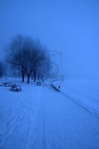 Orillia - Blue Mist Park