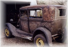 Model A In The Beginning