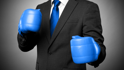 Why Great CEOs Roll With The Punches