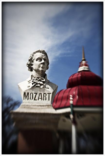 Mozart - Tower Grove Park