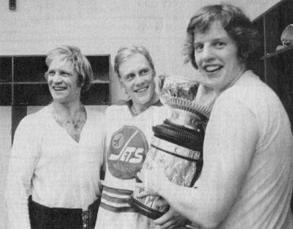 Hull, Hedberg & Nilsson Winnipeg Jets, Hull, Hedberg & Nilsson Winnipeg Jets