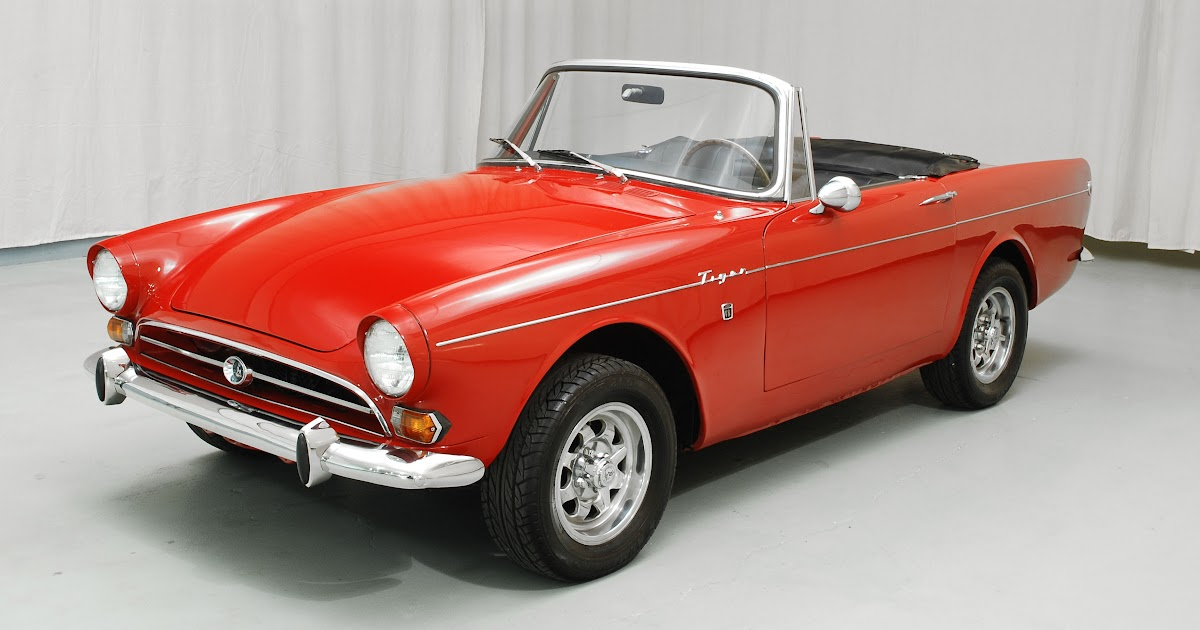 car of the day affordable classic car for sale 1966 sunbeam. Black Bedroom Furniture Sets. Home Design Ideas