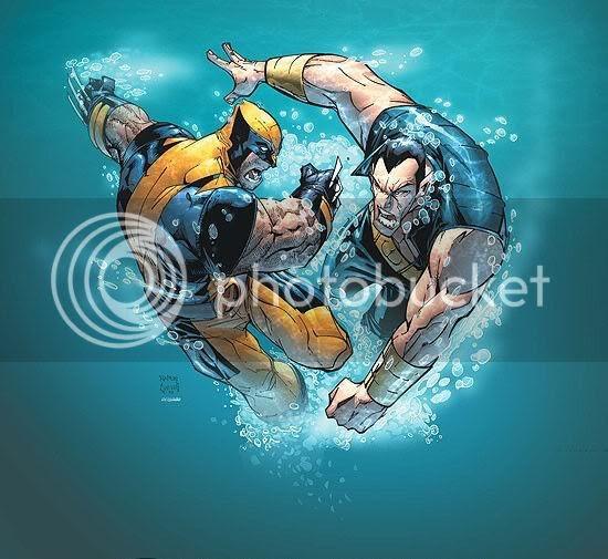 Wolverine #45