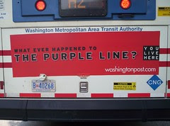 Whatever happened to the Purple Line?