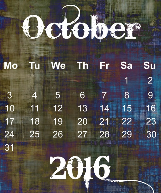 Celebrate – Beginning October 30th