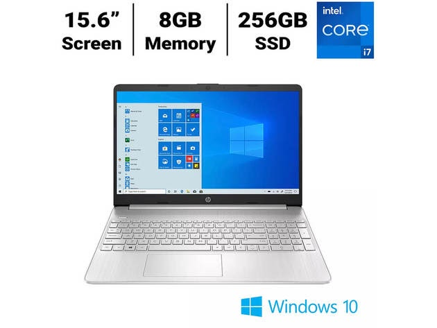 HP 15DY2078NR 15 inch DY2078NR Laptop for $699