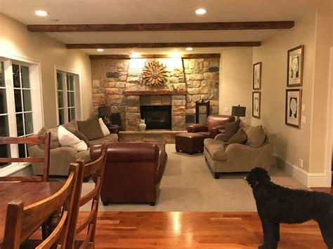 riverbottoms remodel living room reveal