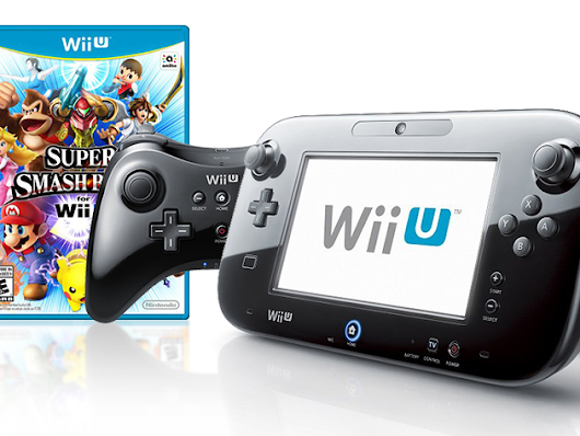 Destroy Some Friendships With the Serious Competitive Action that is Super Smash Bros + a Wii U to Play it On