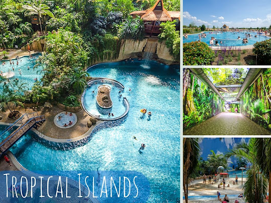 Tropical Islands Brandenburg - Plastikhölle oder Urlaubsfeeling?
