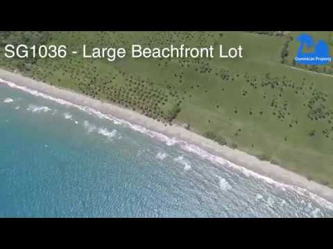 SG1036 - Large Beachfront Lot