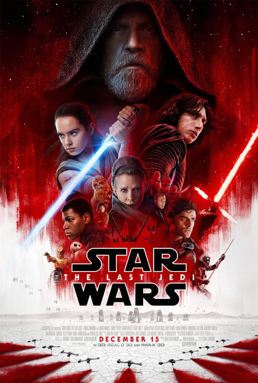 Geetha's What To Watch: Star Wars: The Last Jedi! - Reelmama.com