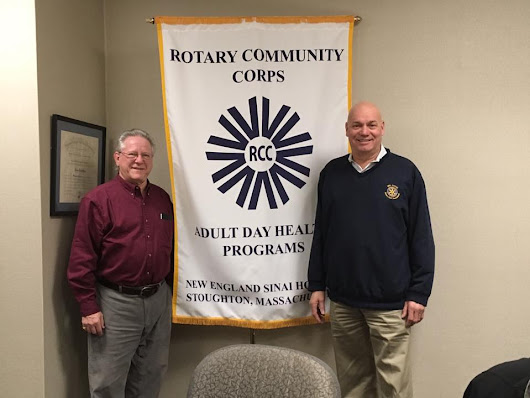 Rotary Community Corps empowers people living with Alzheimer's and Dementia