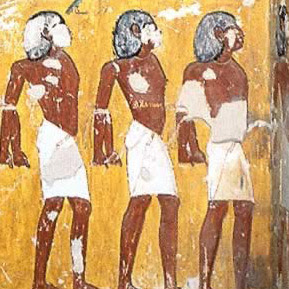 The Tomb of Ramesses IV, Valley of the Kings, Egypt