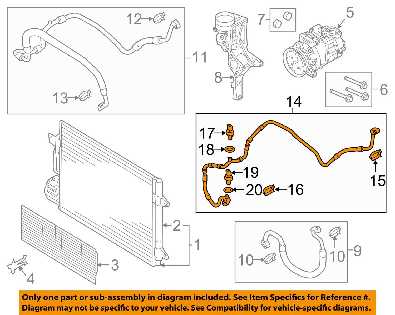 33 Ac Compressor Parts Diagram