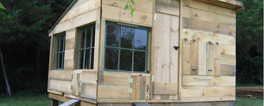 Chicken Coop Designs for 25 Hens - ADK Farmer Dan