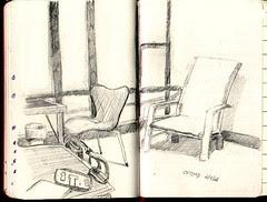 Hotel sketch 2