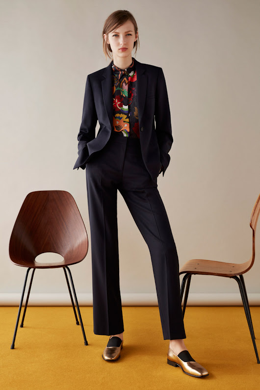 Paul Smith Women's | A Suit To Travel In
