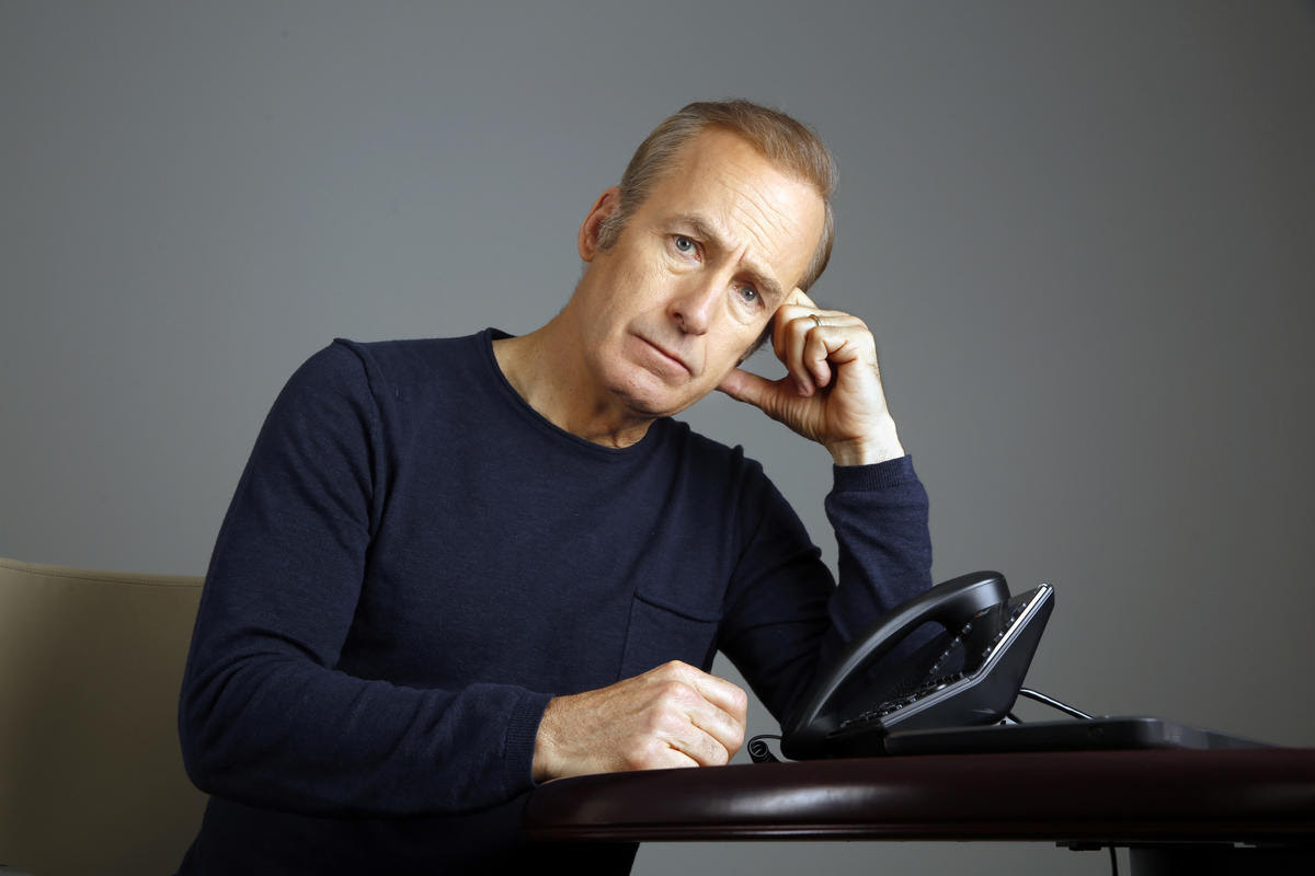 Bob Odenkirk, lead actor in a drama nominee for 'Better Call Saul': 'It ...