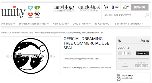 Dreaming Tree Commercial Use License & Stamp Sweepstakes