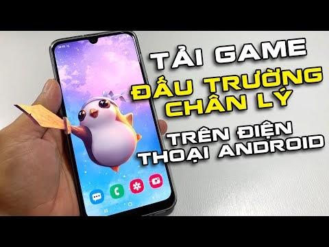 Hướng dẫn tải game Đấu Trường Chân Lý Mobile trên điện thoại Android