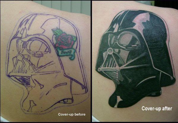 16 Coberturas de tatuagens de causar inveja