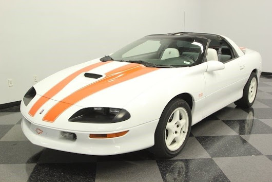 30th Anniversary SLP Edition 1997 Chevrolet Camaro SS for sale