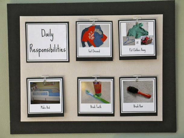 Using Visual Schedules with Children - Playful Learning