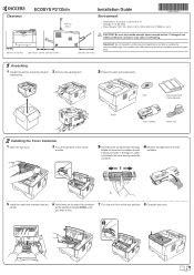 Kyocera ECOSYS P2135dn Manual