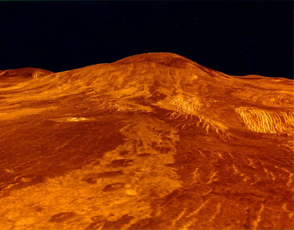 The planet Venus - Atmosphere, surface, exploration, is ...